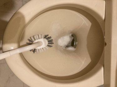 (主婦歴10年の掃除術)トイレ掃除で使う洗剤をセスキか重曹かクエン酸を実際に比較して使ってみました