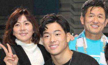 三浦遼太がカズの息子!良太は演歌歌手!サッカーやグランメゾン東京で俳優デビュー